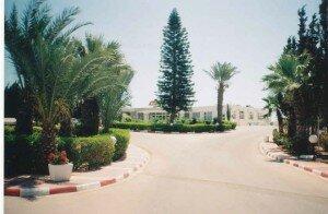 пляжный отдых в Тунисе