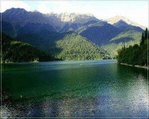 отдых на побережье абхазии