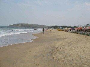 пляжный отдых гоа